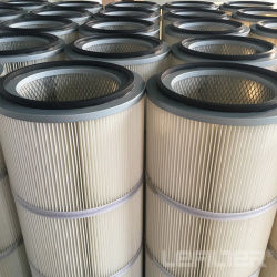 Elemento filtrante industriale della polvere dell'aria di fabbricazione della Cina
