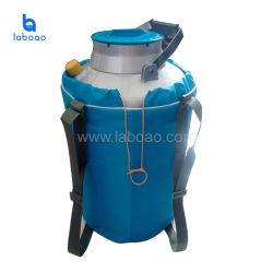 معدات طبية لسائل النيتروجين السائل الخزفي والحاوية البيولوجية المبردة