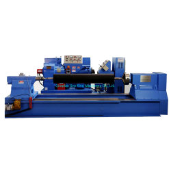 Rolo de Borracha CNC Automático completo da máquina de revestimento para o transportador e o rolo de impressão etc