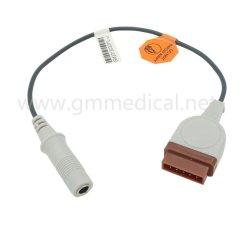 Câble adaptateur pour sonde de température compatible avec GE