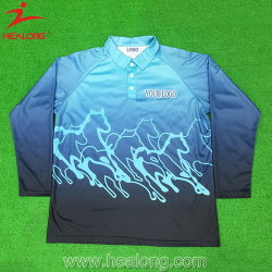 Impressão Têxtil digital da marca Healong Grosso camisas polo