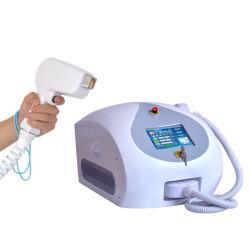 Salon de la douleur moins libre utilisation permanente de la machine de réduction de cheveux de laser à diode