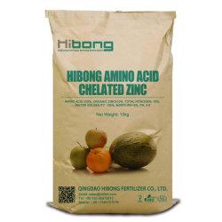هيبونغ أمينو حامض زينك شلدة المغذيات الدقيقة المخصبات