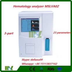 Analyseur vétérinaire médical de hématologie (MSLVA02A)