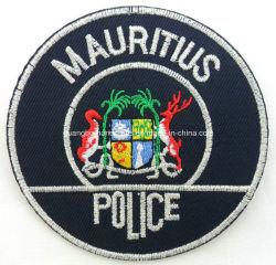 Qualitäts-Stickerei-Polizei Badge