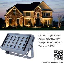 Nouveau étanche IP65 18W à LED haute puissance lampe de projecteur