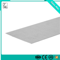 Geanodiseerd aluminium blad voor constructie- en consumentengoederen