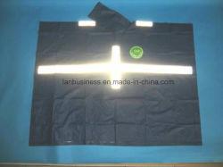 Le PVC de sécurité haute visibilité Vêtements de pluie unisexe