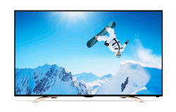 Televisión de color vendedora caliente de Digitaces LED TV