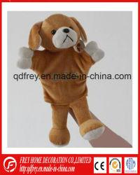 Мягкие собака стороны марионеточного игрушка для рождественских подарков