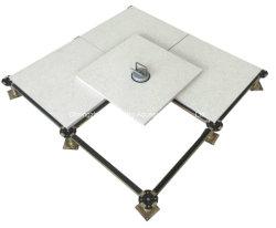 Calcium antistatique Sulphat Riased étage avec finition en porcelaine pour matériaux de construction