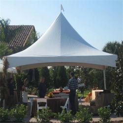 خيمة فورية من ألواح زيبو الألومنيوم في الحديقة الصغيرة