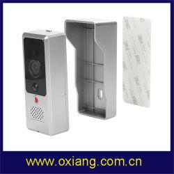 Campanello video WiFi con allarme PIR di attivazione remota Video wireless porta telefono WiFi