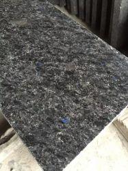 Azul noite lajes de granito para bancadas de granito, bancadas em fórmica