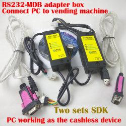 Conecte seu PC para Máquina de Venda Directa, funcionando como adaptador de pagamento