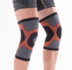 Tejidos de fibra de bambú manguito protector de rodilla