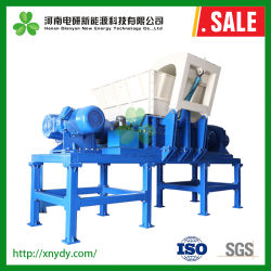 De dubbele Machine van de Pallet van de Ontvezelmachine van de Schroot van de Schacht Ontvezelmachine Gebruikte Houten voor Verkoop