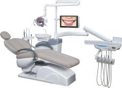 De medische Tand Mondelinge TandStoel Eletrical van de Eenheid met Ce & Comfortabel voor Tandarts