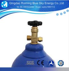 L'oxyde nitreux de haute pureté du gaz gaz hilarant de N2O pour usage médical, avec 150 bar la pression de travail