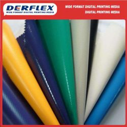 Tecidos de poliéster com revestimento de PVC para a tenda