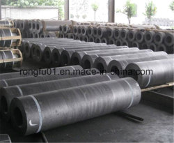 Ultra alta potencia (UPH) Los electrodos de grafito aplicados en el horno de arco eléctrico de acero, los demás (fósforo, silicio, etc.).