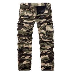 Pantaloni puri dei militari del carico degli uomini del cotone di alta qualità