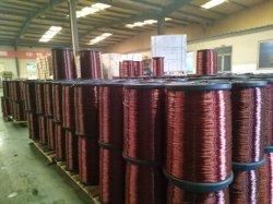 PolyeterかポリアミドのAlの磁石ワイヤー電気Alワイヤーによってエナメルを塗られるアルミニウムワイヤーEiw 180 Degree/Ei/Aiw 200degree中国工場によってエナメルを塗られるAluワイヤー