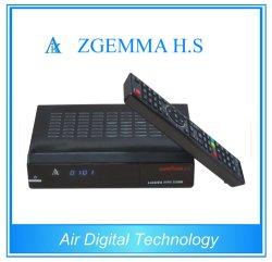 가득 차있는 채널 통신로 미디어 플레이어와 가진 CPU DVB-S2 하나 조율사 Zgemma 높은 H.S HDTV 인공 위성 수신 장치