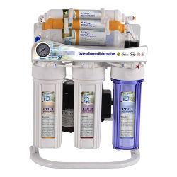 6 estágio Sistema purificador de água de osmose inversa com o esterilizador UV