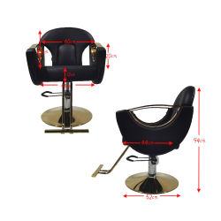 Luxe Antieke Salon Hair Equipment Salon Barber Chair