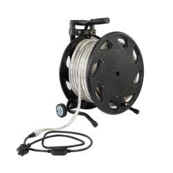 De alto brillo de 220V 50m CE portátil Kit Kit móvil de la luz de la tira de LED vinculables Obra grúa torre Luz, luz de alerta, Luz de trabajo
