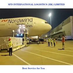 الشحن الجوي لشركة الشحن الجوي العالمية الصينية من الصين إلى هولندا/الولايات المتحدة/المملكة المتحدة/الدانمرك DDU/DDP
