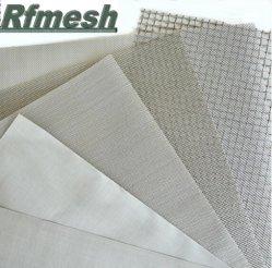 AAA Grade 302/304/316L SGS gecertifileerd filter, roestvrij staaldraad Mesh 100 200 300 400 500 600 mesh