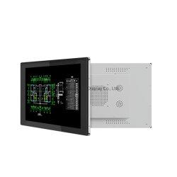 21.5인치 IP65 올인원(Payment Kiosk Open) 프레임 컴퓨터 내장 터치 스크린 산업용 패널 PC