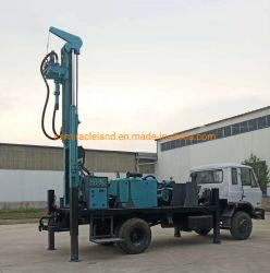Fy300トラックは完全な油圧上駆動機構DTHのハンマーの井戸の掘削装置を取付けた