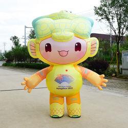 Congcong Traje inflável para 2022 Jogos Asiáticos de Hangzhou