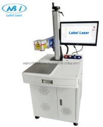 Macchina per marcatura laser a pompa finale per plastica metallo rame Argento