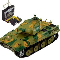 خزان لعبة التحكم في الراديو - خزان وقود المحرك الأيمن/C (Leopard II Model Tank 3819) (RZH49595)