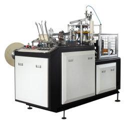 Автоматическая один двойной одноразовые с покрытием для приготовления чая и кофе чашку бумаги решений формирование механизма