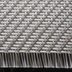 Eのガラスあや織りの織り方ファブリックサーフボードのボートのガラス繊維の布