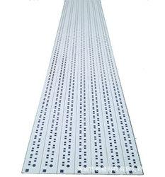 Barra chiara del LED sopra il PWB dell'alluminio di Al di lunghezza 1.5mm