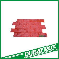 Список кандидатов из кирпича шаблон декоративные конкретные цемент штукатурки штамп текстуры коврик новые формы
