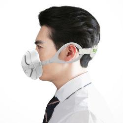 Nachladbarer elektrischer Luft-Reinigung-Respirator mit HEPA Filter-bequemer Abnützung-Schablone