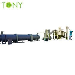 중국 제조업체 바이오매스 톱밥/스트로/옥수수 줄기/라이스 허스크/우드 펠렛 생산 라인