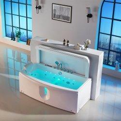 LED軽いFMの無線のマッサージの浴槽との贅沢なデザインジャクージ機能