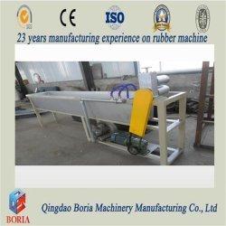단일 나사 냉수 진공 유형 고무 돌출 기계