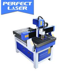 MDF de alta precisión madera acrílico Automic Router CNC 3D.