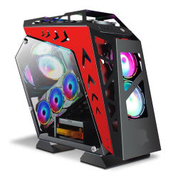 0,9 mm SPCC Gaming ATX-computertas