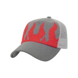 Design Applique Logo Cap/gepersonaliseerd Logo Cap/Borduren eigen Trucker Mesh Dop