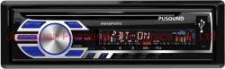 Un seul DIN 12V audio stéréo de voiture Bluetooth Radio FM Lecteur de DVD de musique MP3 LECTEUR DE CD
